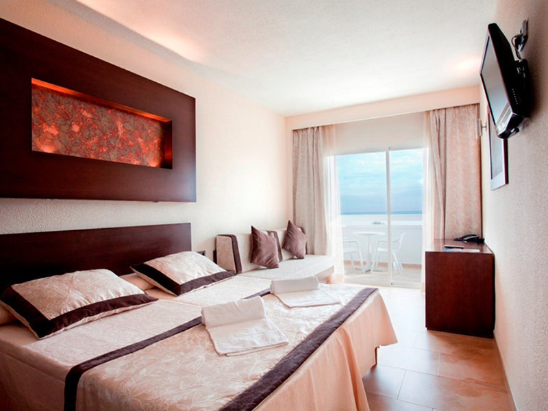 Double Room Side Sea Views