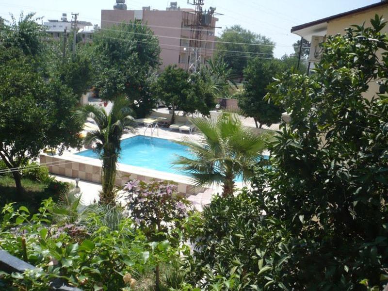 Endam Hotel ТурцияБельдиби_2