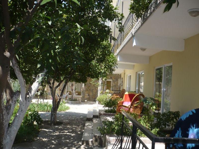 Endam Hotel ТурцияБельдиби_4