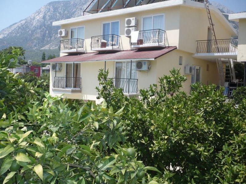 Endam Hotel ТурцияБельдиби_3