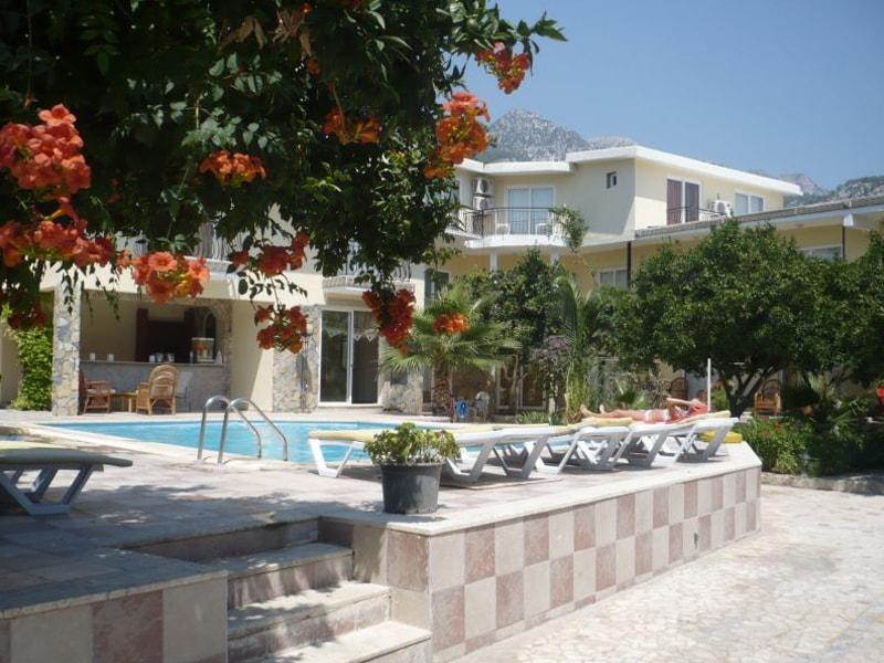 Endam Hotel ТурцияБельдиби_1