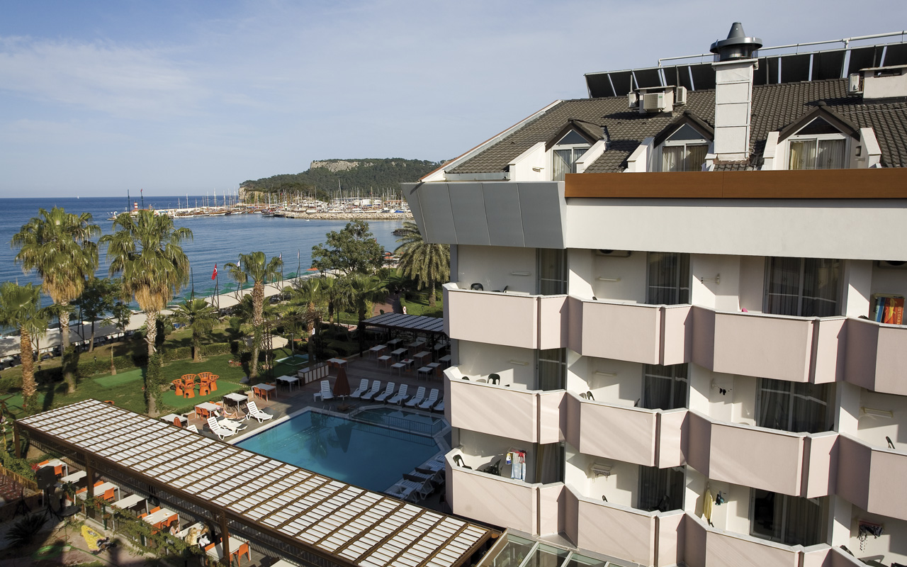 Fame Residence Beach (Ex.Fame Residence Park) ТурцияКемер_1