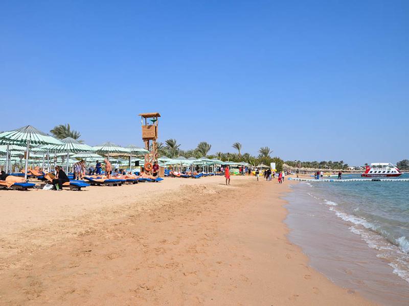Тур на отдых в отеле Ghazala Beach 4* в Шарм-эль-Шейх ...