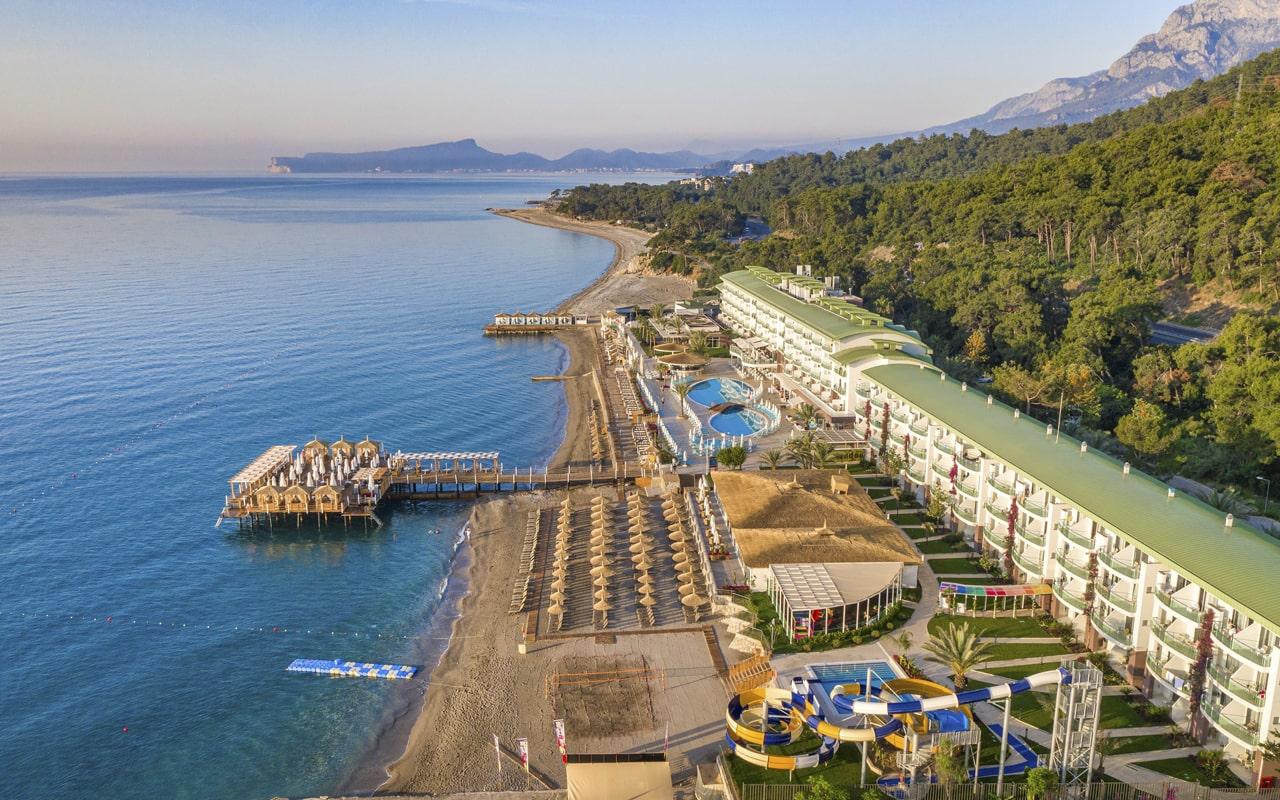 Grand Park Kemer Hotel ТурцияБельдиби_1