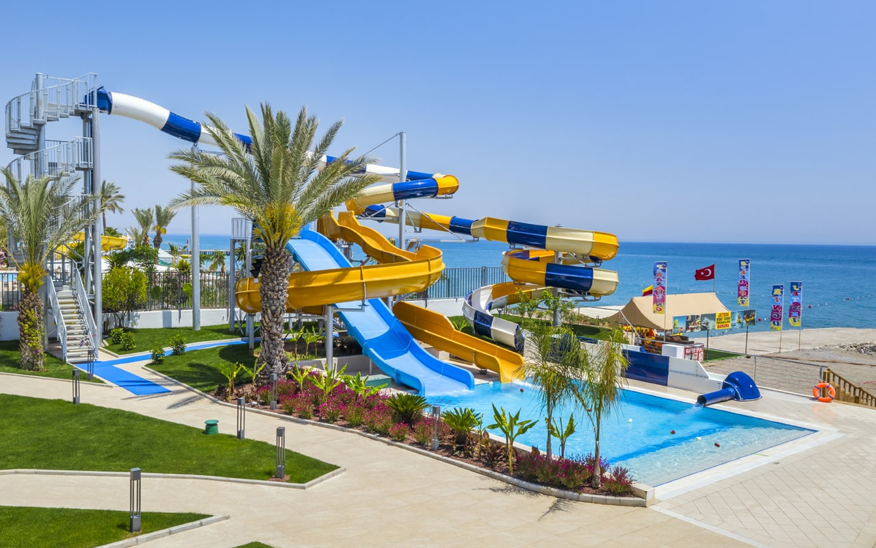 Grand Park Kemer Hotel ТурцияБельдиби_4