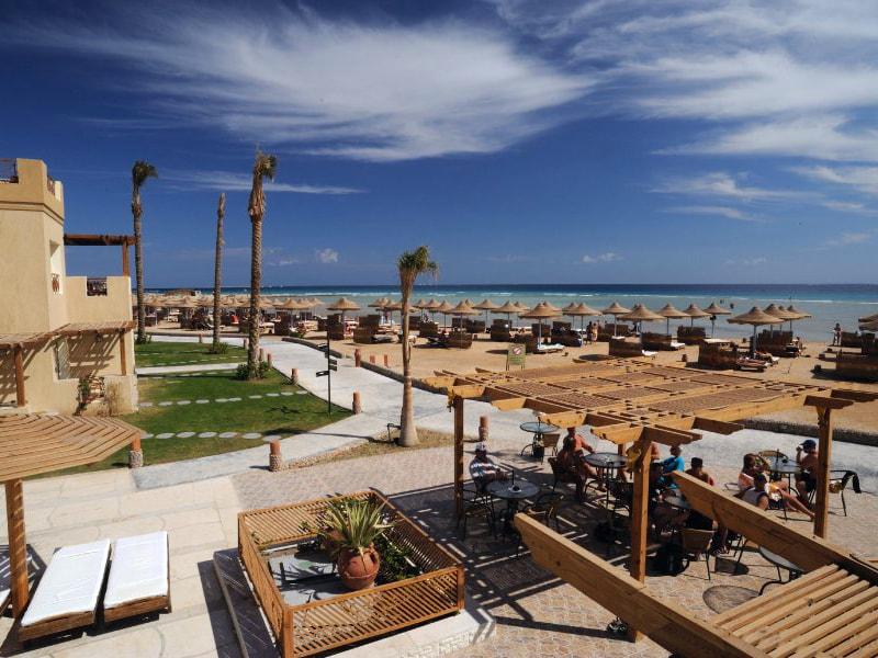 Горящий тур: отель 5-звезд в Египте из Киева на 7 ночей за 220€!
