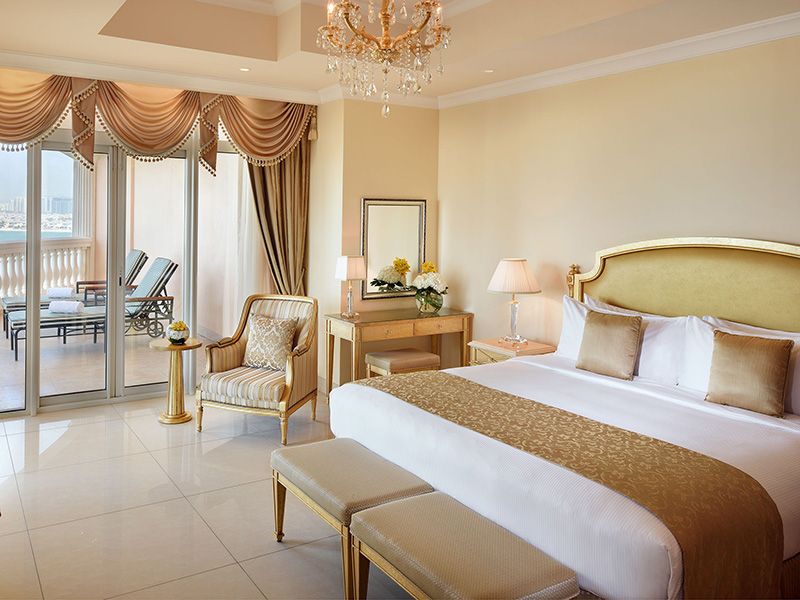 Kempinski Palm - Superior Three bedroom suite (3)