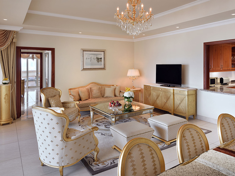 Kempinski Palm - Superior Three bedroom suite