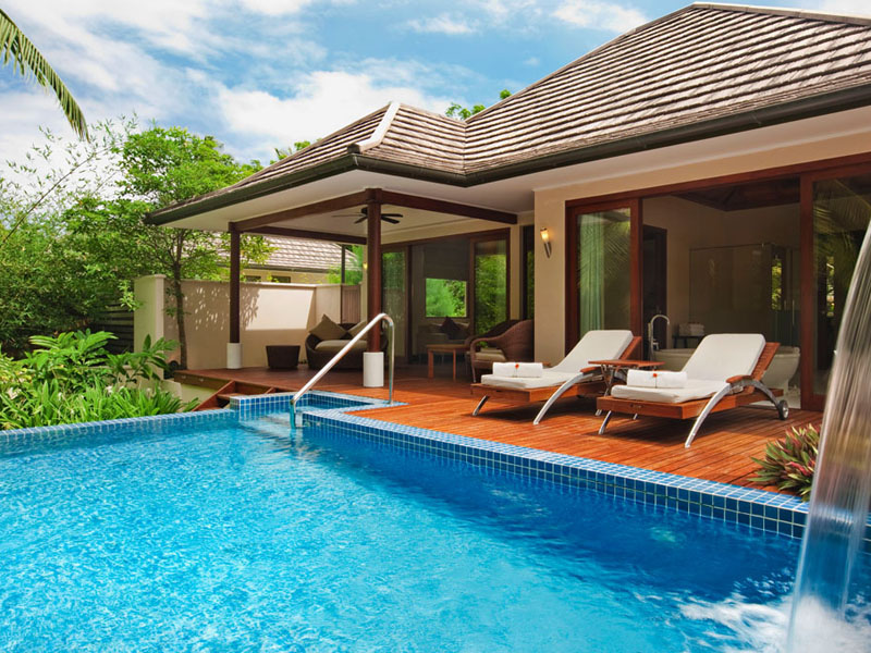 King Deluxe Hillside Pool Villa (1)