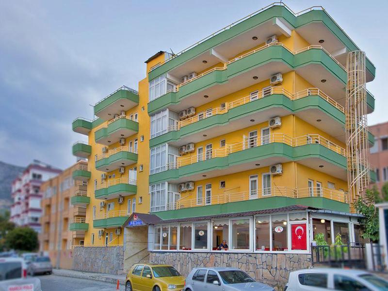 Тур на отдых в отеле Kleopatra Alis Hotel 3* в Алания, Турция, цены на  путевки, фото, отзывы — Join UP!