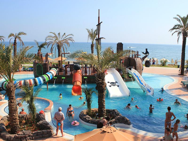 Long Beach Resort Hotel Spa ТурцияТурклер_18