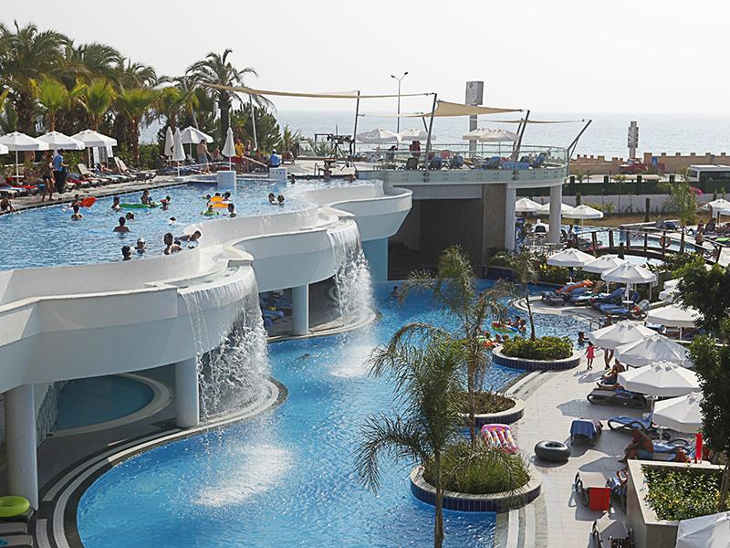 Long Beach Resort Hotel Spa ТурцияТурклер_20