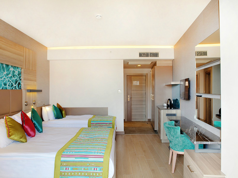 Long Beach Resort Hotel Spa ТурцияТурклер_3