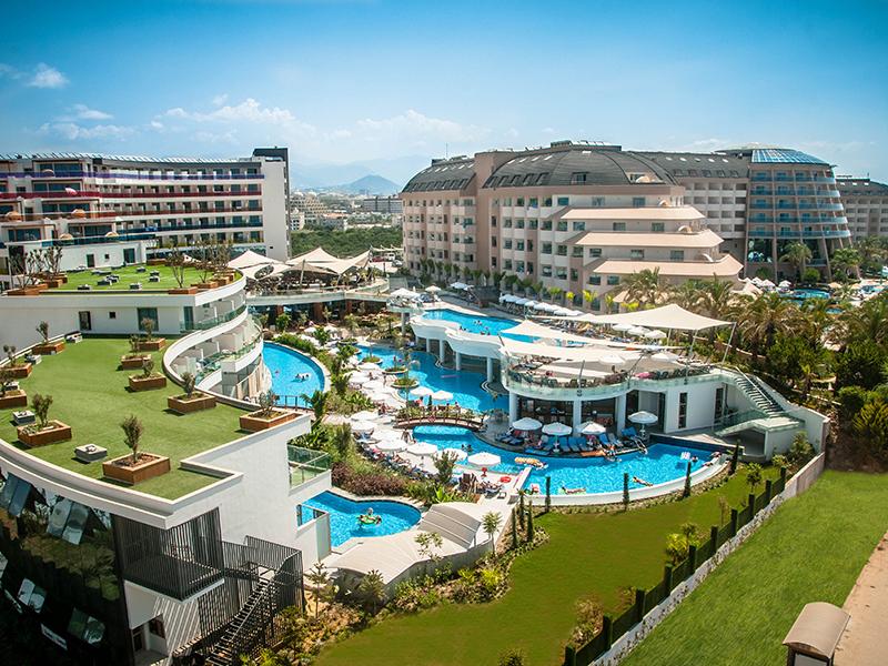 Long Beach Resort Hotel Spa ТурцияТурклер_9