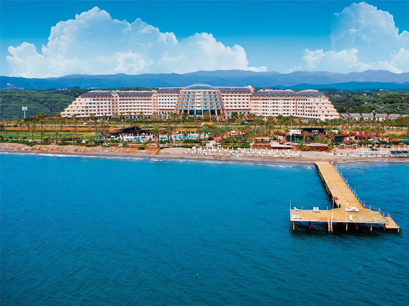 Long Beach Resort Hotel Spa ТурцияТурклер_1
