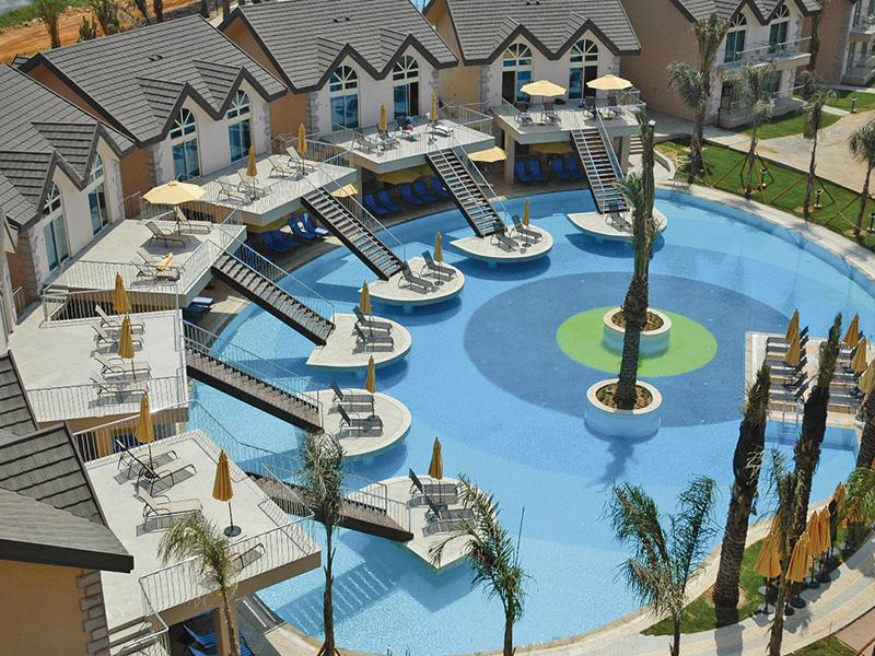 Long Beach Resort Hotel Spa ТурцияТурклер_12