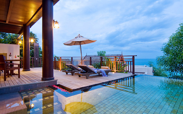 Luxury Ocean View Pool Villa3