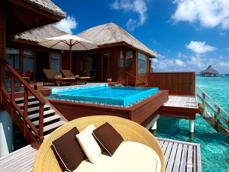 Ocean Bungalow with Pool2