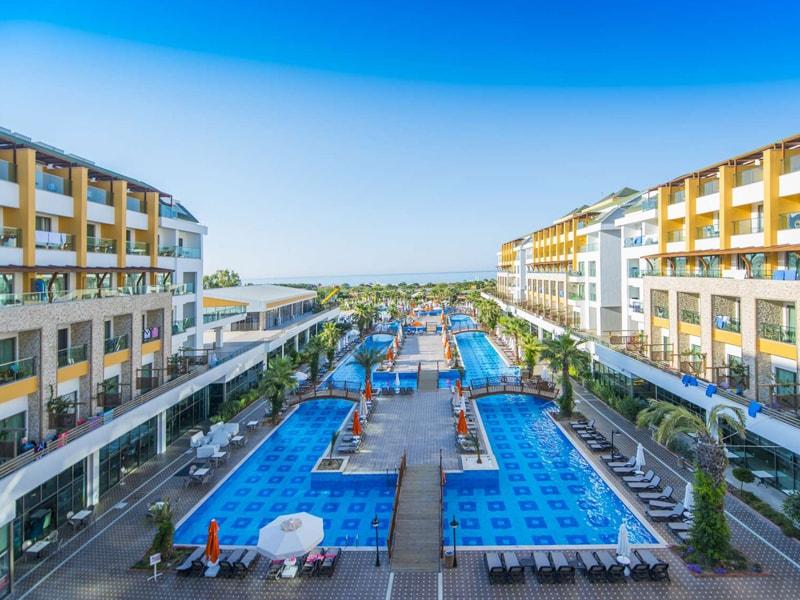 Port Nature Luxury Resort And Spa ТурцияБогазкент_2