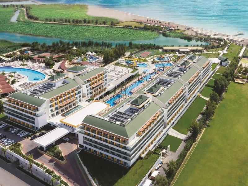 Port Nature Luxury Resort And Spa ТурцияБогазкент