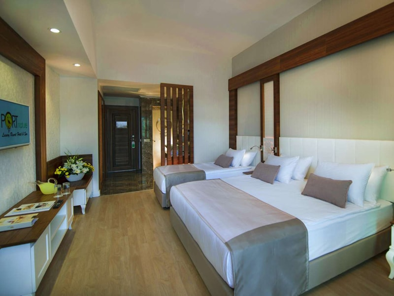 Port Nature Luxury Resort And Spa ТурцияБогазкент_22