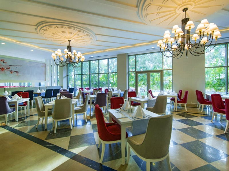 Port Nature Luxury Resort And Spa ТурцияБогазкент_32