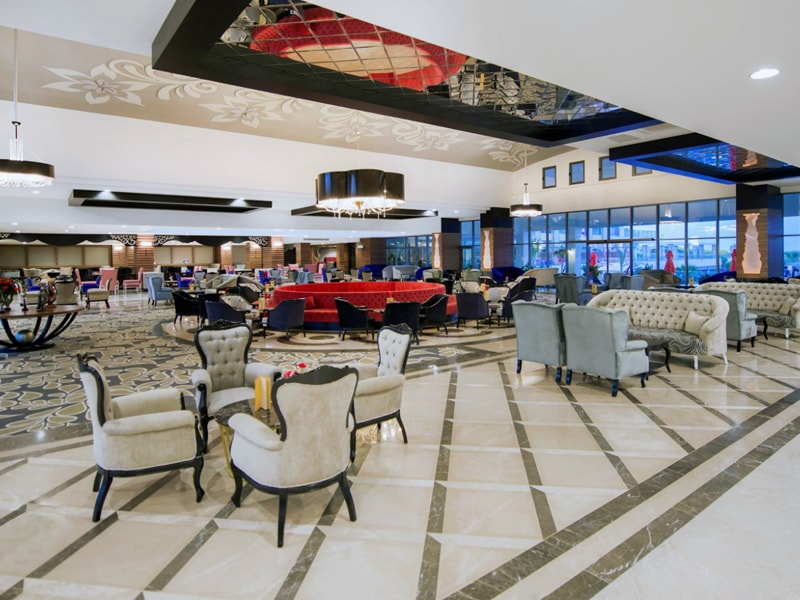 Port Nature Luxury Resort And Spa ТурцияБогазкент_34
