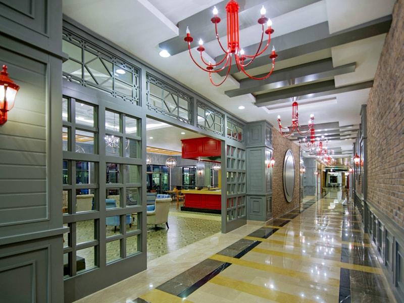 Port Nature Luxury Resort And Spa ТурцияБогазкент_35