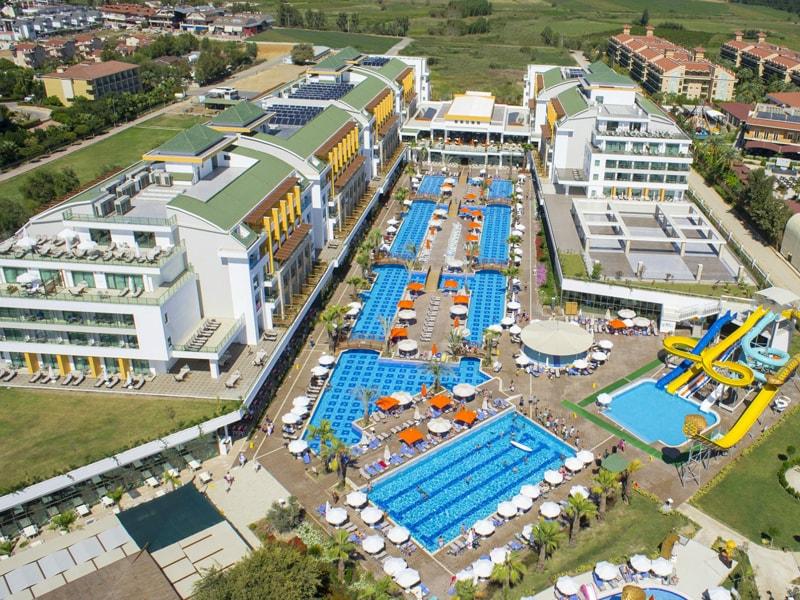 Port Nature Luxury Resort And Spa ТурцияБогазкент_1
