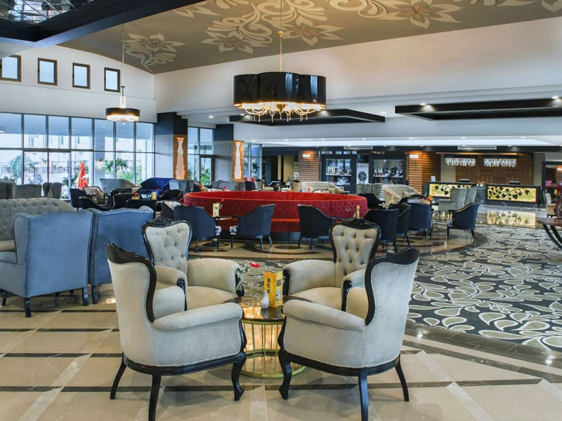 Port Nature Luxury Resort And Spa ТурцияБогазкент_29