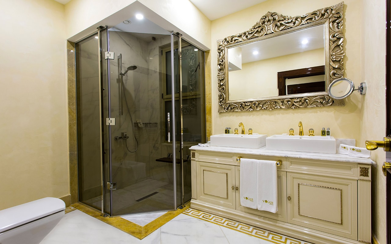 Presidential Villa bathroom (4)-min