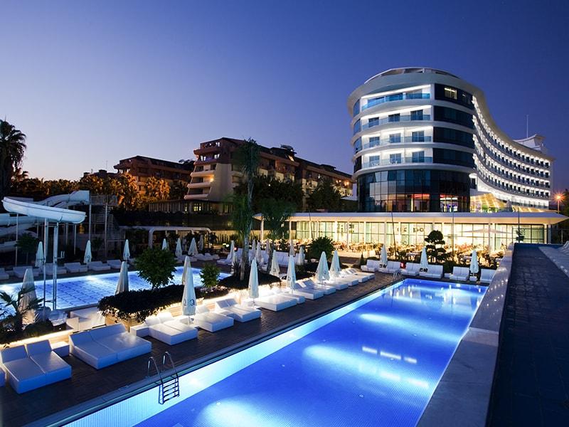 Q Premium Resort Hotel ТурцияОкурджалар_2