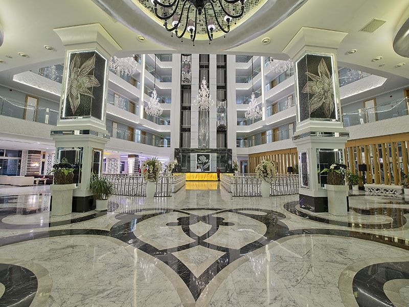 Q Premium Resort Hotel ТурцияОкурджалар_4