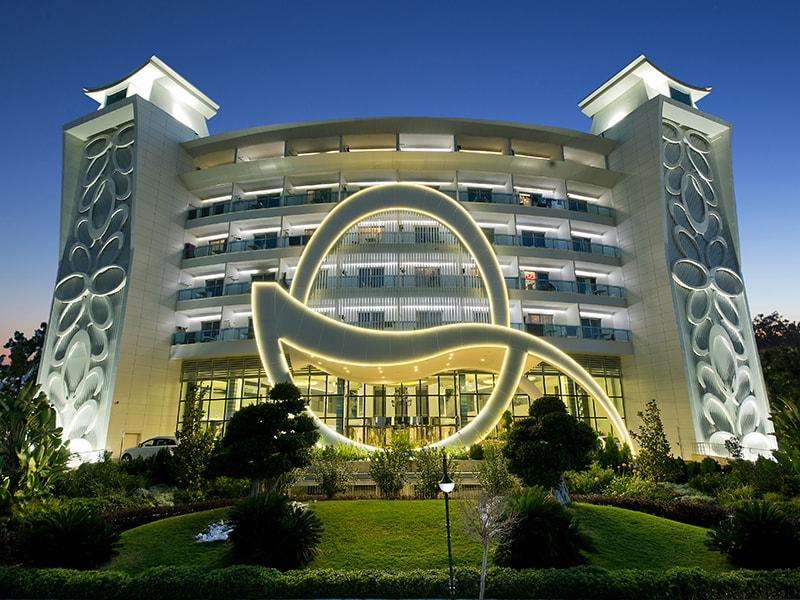 Q Premium Resort Hotel ТурцияОкурджалар