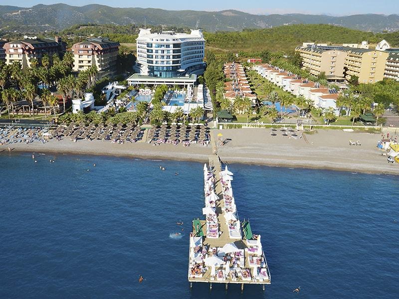 Q Premium Resort Hotel ТурцияОкурджалар_1