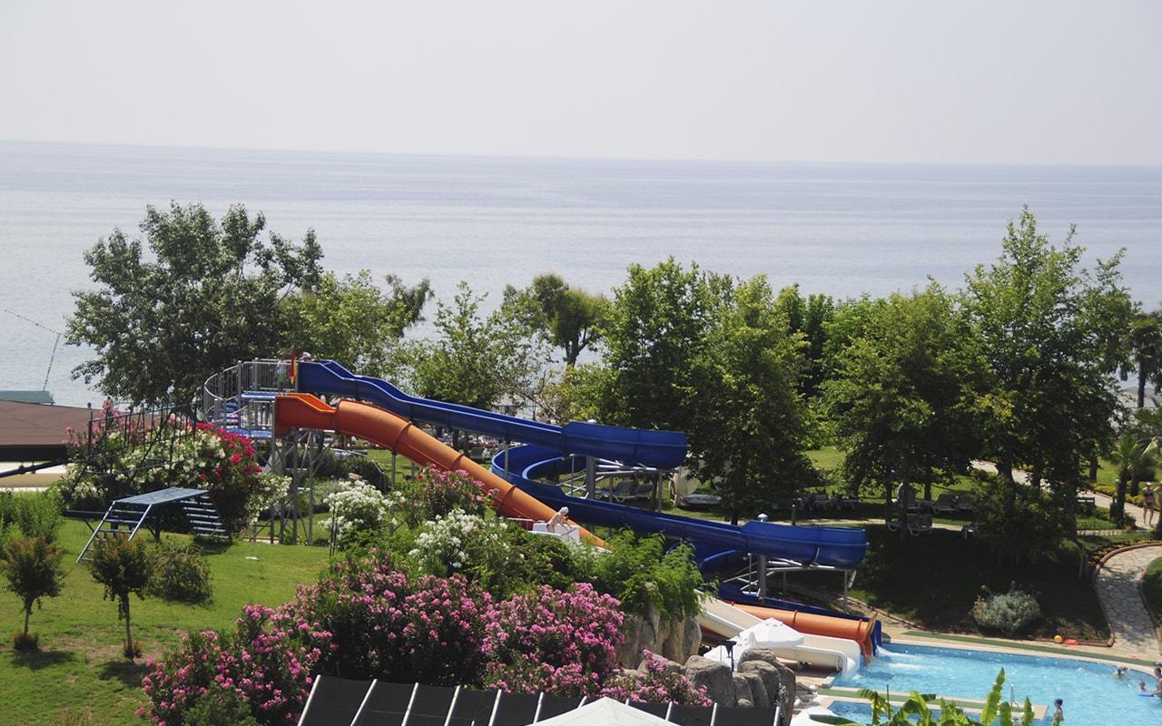 Queens Park Le Jardin Hotel ТурцияКириш_37