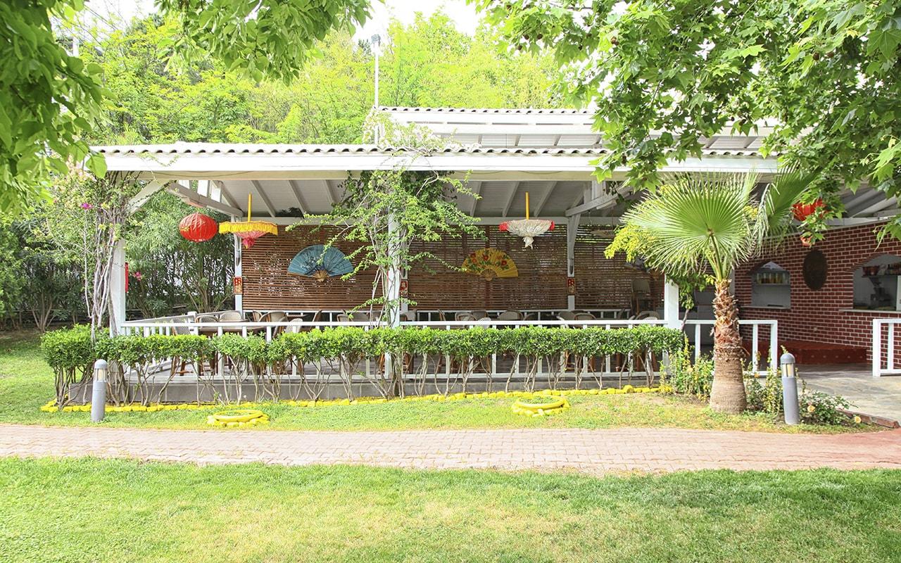 Queens Park Le Jardin Hotel ТурцияКириш_35