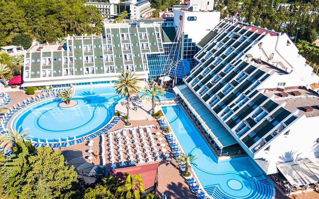Queens Park Resort Goynuk ТурцияГёйнюк_3