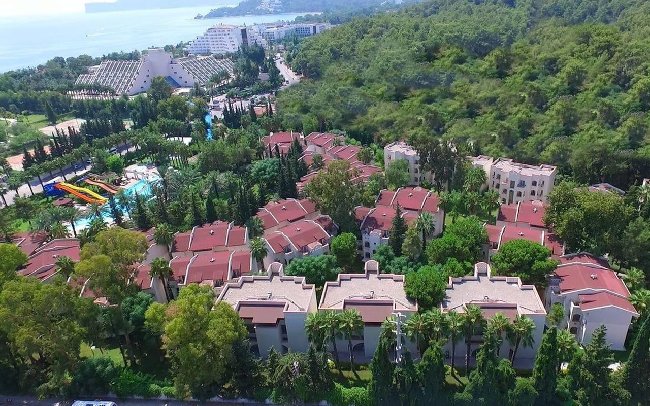 Queens Park Resort Goynuk ТурцияГёйнюк_5