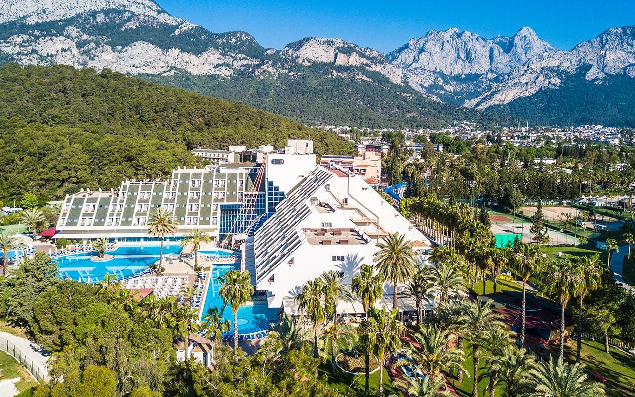 Queens Park Resort Goynuk ТурцияГёйнюк_1