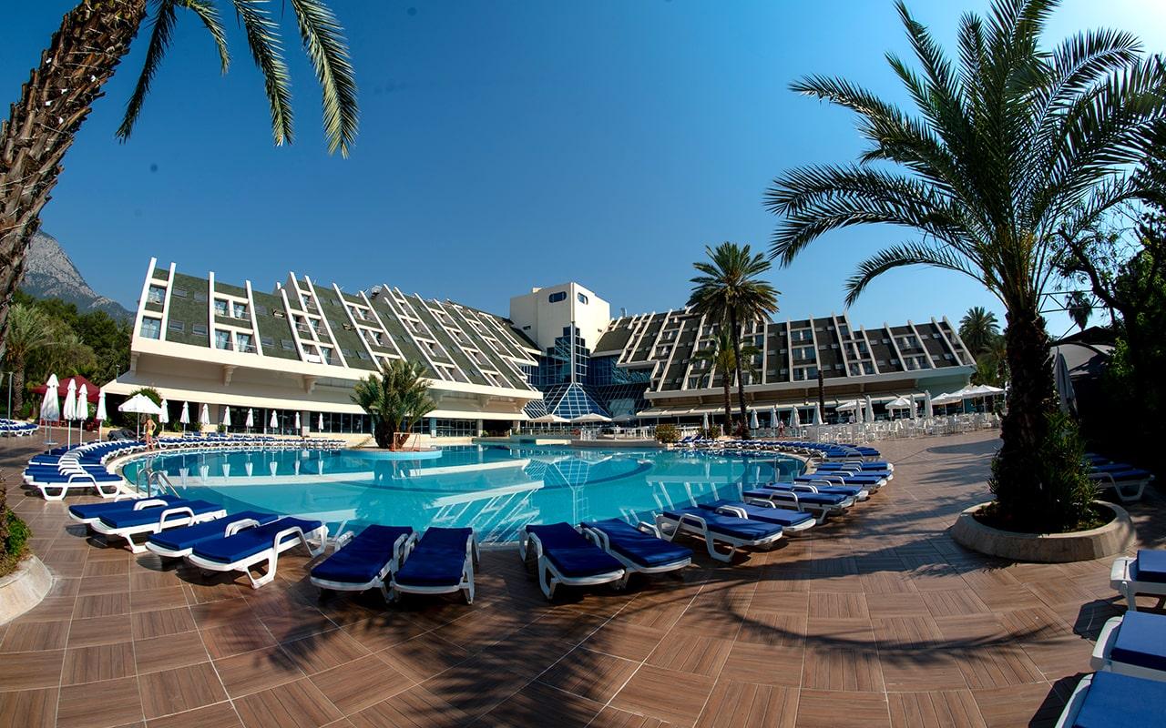 Queens Park Resort Goynuk ТурцияГёйнюк_2