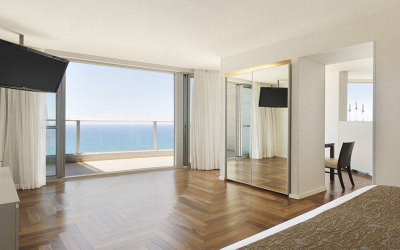 SUPERIOR 2 BED ROOM, FULL SEA VIEW WITH BALCONY3