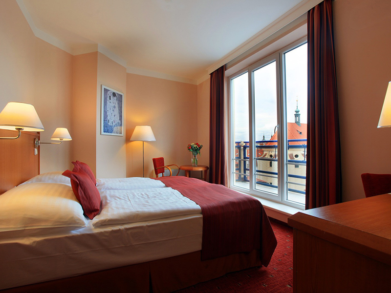 SUPERIOR DOUBLE ROOM WITH BALCONY6