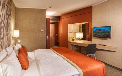 Superior Double Room with park view3