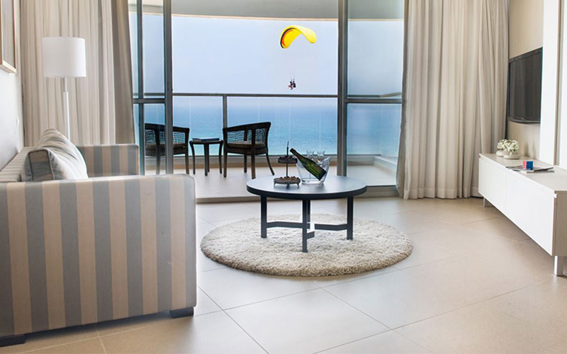 deluxe suite full sea view with terrace