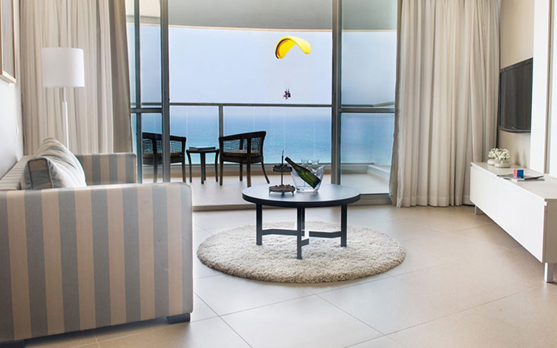 grand deluxe suite full sea view with terrace