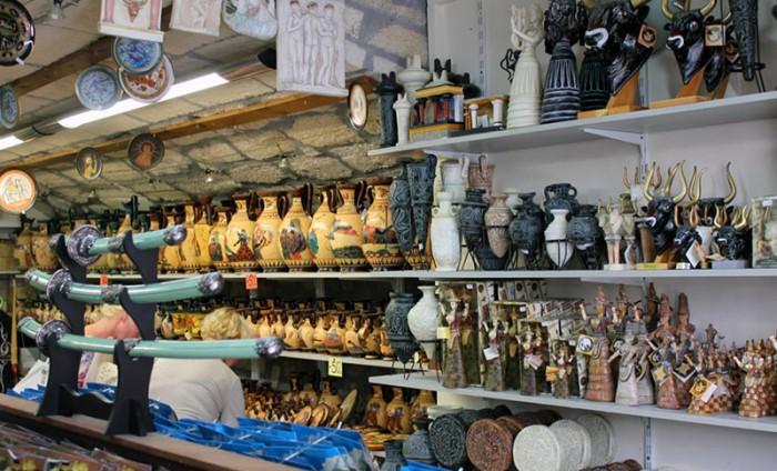 Сувениры с острова Крит, Греция. Как выбрать сувениры. Что привезти для