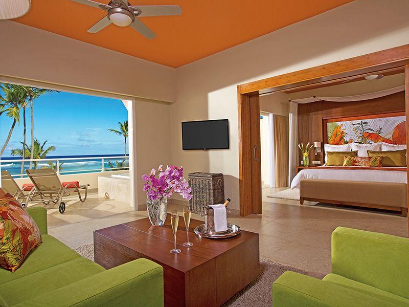 xhale club Master Suite Oceanfront View