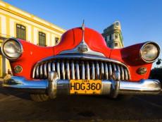 Havana and its classic cars