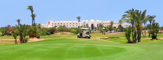 Комплекс Djerba Gol, курортная зона Джерба